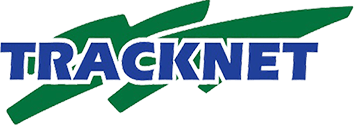 Blue and Green Tracknet logo
